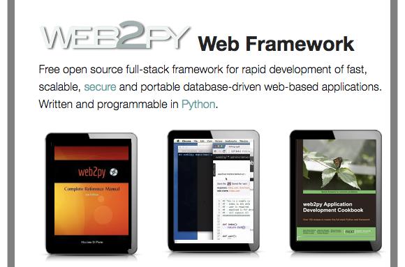 WEB2PY 反序列化的安全問題-CVE-2016-3957