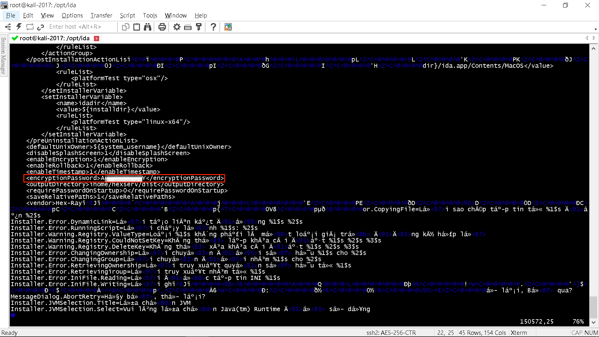Operation Crack: Hacking IDA Pro Installer PRNG from an
